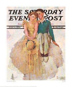 Felicity Deverell: Norman Rockwell's Valentines