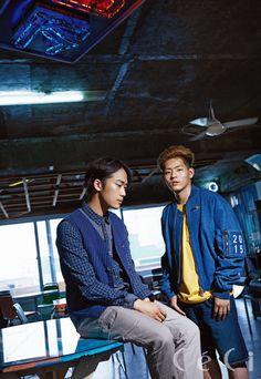 2015.08, CeCi, hyukoh, Im Dong Gun, Lee In Woo