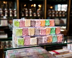 Meert Marshmallows - beautiful packaging