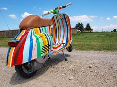 Vespa - full Color