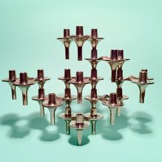 Candelabro Orion Nagel