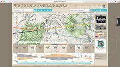 The Photographer's Ephemeris Desktop Web App - Demo
