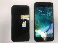 dummy iPhone 8 vs. iPhone 7 Plus size comparison