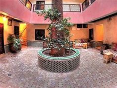 Marrakech Djemaa El Fna Hotel Cecil Morocco, Africa Located in Medina, Djemaa El Fna Hotel Cecil is a perfect starting point from which to explore Marrakech. Both business travelers and tourists can enjoy the hotel's facilities and services. Take advantage of the hotel's free Wi-Fi in all rooms, 24-hour front desk, luggage storage, Wi-Fi in public areas, airport transfer. Comfortable guestrooms ensure a good night's sleep with some rooms featuring facilities such as television...