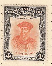 NYASSA 1931 4c Vasco Da Gama MLH