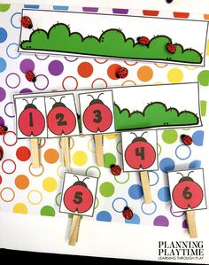 Looking for fun May Morning Tubs for kids? Check out these 10 Hands-On spring theme activities for Preschool or Kindergarten. Preschool Worksheets, Preschool Activities, Ordering Numbers, Alphabet Tracing, Early Math, Spring Theme, Learning Through Play, Play To Learn, Hands On Activities