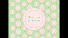 Why Consider Switching to an Oil Serum? Alpha Lipoic Acid, Textures And Tones, Serum, Skincare, Oil, Skincare Routine, Skins Uk, Skin Care, Asian Skincare