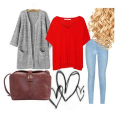 """""""Untitled #11"""" by embozant on Polyvore featuring 7 For All Mankind and Diane Von Furstenberg"""