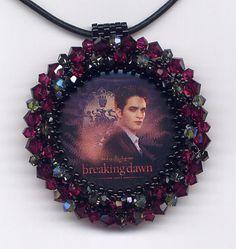 Twilight Breaking Dawn Edward Cullen Swarovski by LilMissSparkley, $30.00