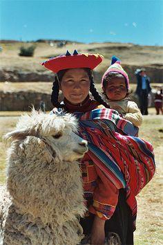 Circuit au Pérou. Les Andes