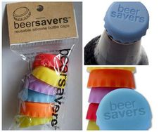 Beer Savers | 11 Manly Christmas Gift Ideas for Boyfriend, see more at http://diyready.com/11-amazingly-manly-christmas-gift-ideas-for-boyfriend