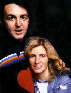 Paul McCartney and Linda Eastman-McCartney Sir Paul, John Paul, Ringo Starr, This Is Your Life, In This World, John Lennon, Barbara Bach, Divorce, Linda Eastman