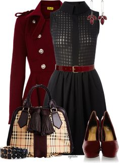 """""""Burberry World Contest #2"""" by angkclaxton on Polyvore"""