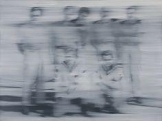 sailors, 1966 / gerhard richter