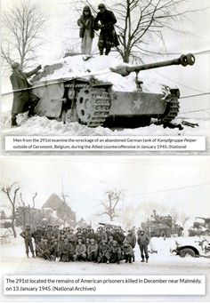 The 291st Engineer Combat Battalion was one of the most decorated engineer combat battalions of the United States Army during World War II,[1] playing notable roles both in the Battle of Bulge and the Rhine crossing at Remagen. Commanded by Colonel David E. Pergrin. It earned a Presidential Citation for its performance in the Ardennes, blowing up bridges and fighting as infantry in helping stunt the German advance United States Army, North Africa, Stunts, World War Ii, Bridges, Military Vehicles, Battle, Engineering, German