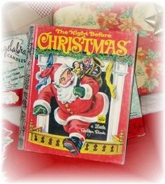Vintage Country Christmas Decor - I have this book... :)