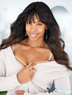 KELLY ROWLAND photo | Kelly Rowland without any make-up! Love her