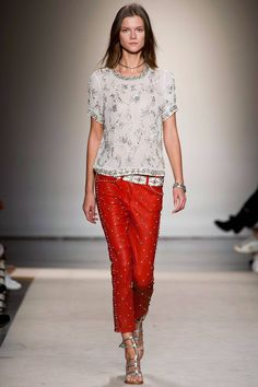 Isabel Marant Spring 2013 RTW Collection - Fashion on TheCut