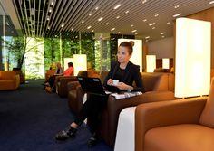 Lufthansa Lounge London Heathrow Terminal 2