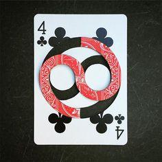 #cardart #playingcardart #kirigami #cut #fold #playingcards #playingcard #impossiblecards #wowcards #notcardstacking #bicycle #bicyclecards