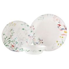 Corelle Monteverde Dinner Set- 4 dinner plates, 4 luncheon plates and 4 cereal bowls Kg. Our glass dinnerware is designed to make an impact and take one. Corelle Plates, Corelle Dishes, Tableware, Kitchenware, Corelle Patterns, Monteverde, Stoneware Mugs, Dinner Sets, Porcelain Ceramics