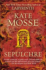 Not THAT Kate Moss, this is Kate Mosse with an 'e'.  Labyrinth and Sepulchre are two of the most entertaining, thrilling books you will ever read.  Forget your Dan Browns - Kate Mosse is the business!
