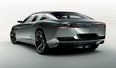 Silver Lamborghini Urus