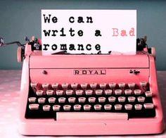 cute pink typewriterrr