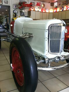 The Justice Brothers will have a rare 1933 Lewis Sprint Car with Firestone Gum Dipped tires at the San Marino Motor Classic on Sunday, June 10, 2012 @ Lacy Park.