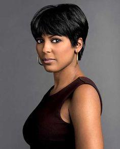 Short Hairstyles Black Women-19