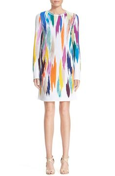 Missoni Abstract Intarsia Knit Dress available at #Nordstrom