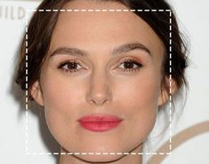 How To Find Your Face Shape - 7 Types Of Face Shapes Rectangle Face Shape, Oblong Face Shape, Diamond Face Shape, Oval Face Shapes, Oval Faces, Hairstyles For Rectangular Faces, Oblong Face Hairstyles, Bob Hairstyles For Fine Hair, Wedding Hairstyles
