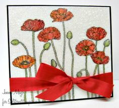 *Jimmi's Favorite* CT0313 ~ Poppies by jpmayo - Cards and Paper Crafts at Splitcoaststampers