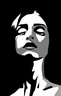 - Pop Art Drawing, Art Drawings Sketches, Hipster Drawings, Pop Art Portraits, Portrait Art, Pop Art Face, Shadow Art, Silhouette Art, Diy Canvas Art