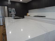 Caesarstone Gallery | Calcatta Nuvo Kitchen & Bathroom Design Ideas Inspiration