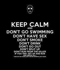 Killers Keep Calm lol