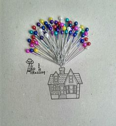 Creative Drawing Ali Abd Alrazzaq Draw Interactive Illustrations Using Everyday Objects (part Word Drawings, Pencil Drawings, Object Drawing, Creative Artwork, Realistic Drawings, Everyday Objects, Simple Art, Art Plastique, Cute Art