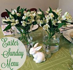I've always enjoyed cooking (and eating) the Easter meal. As a Christian, Easter is a day of celebration and I think good food is just necessary! :) When I was growing up, my mom always made …