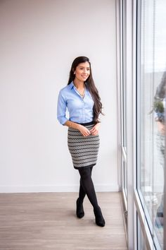 20 Work Outfits – Decoding Women Business Casual, Style Tips & More #women'sfashionstyletips