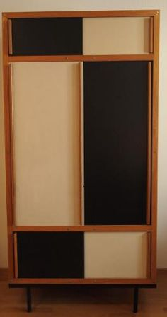 Mid Century Armoire by André Sornay