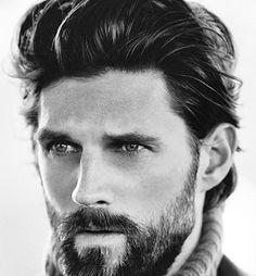 Medium Length Hair Guys