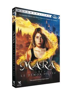 Mara et le Démon de Feu - DVD  NEUF