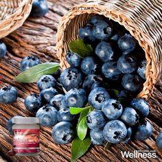 Los arándanos son un excelente antioxidante, por lo que además de beneficiar la apariencia de tu piel, previenen infecciones en las vías urinarias. ¡Puedes consumirlos como fruta o a diario en una cápsula del Complejo Sueco de Belleza! #Arandanos #ComplejoSueco #Salud #Wellness #OriflameMX