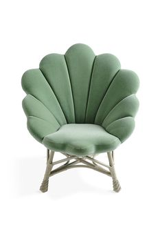 The Venus Chair, Soane. Looks like a shell to me!