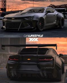 """8,871 Likes, 19 Comments - Muscle Car Zone (@musclecarzone) on Instagram: """"6th Gen Widebody #musclecarzone"""""""