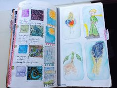"Is there a ""right"" planner for No Excuses Art Journaling? A blog from Chris Kalina on Gina Rossi Armfield's No Excuses Art Journal Blog"