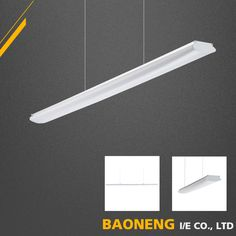 Super market aluminium led linear light indoor made in china Linear Lighting, Indoor, China, Led, Marketing, Interior, Porcelain