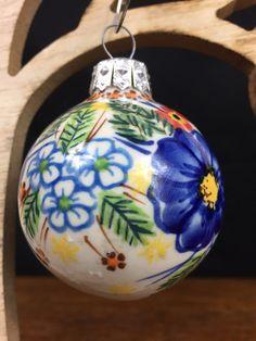 Polish Pottery Cheery Flowers Ceramic Dinnerware Collection ...