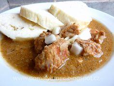 Feta, Mashed Potatoes, Crockpot, Pork, Cheese, Ethnic Recipes, Blog, Whipped Potatoes, Kale Stir Fry