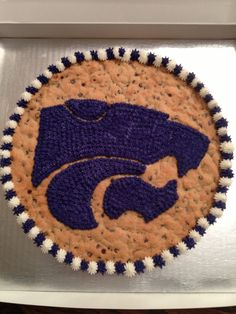 K-State Cookie Cake  #wiltoncontest  Michaels - Amarillo, TX